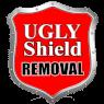 ugly shield removal logo